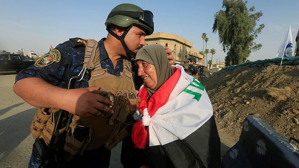 Как вооруженные силы Ирака  в начале июля освободили Мосул