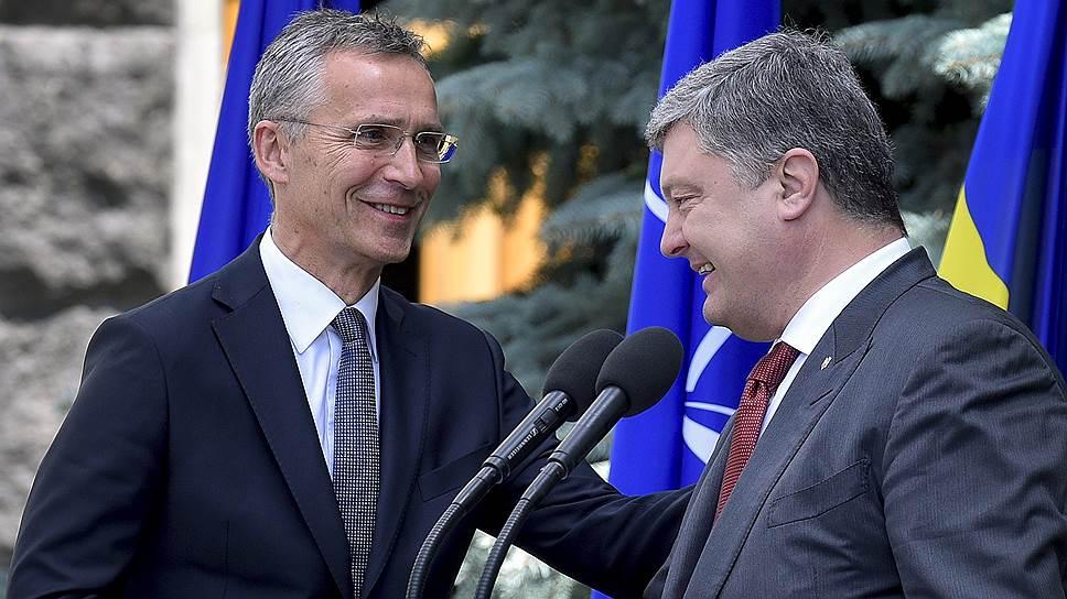 Как Украина движется к вступлению в НАТО