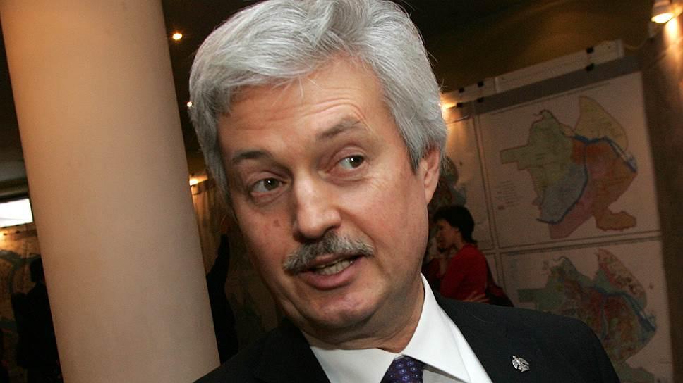Бывший директор НИиПИ Генплана Москвы Сергей Ткаченко