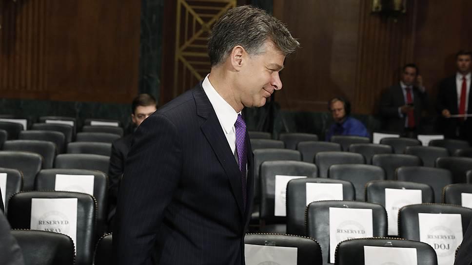 Почему глава ФБР заинтересовался «украинским следом»