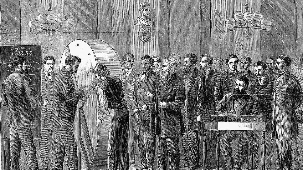 Многие американские университеты и колледжи были созданы в том числе благодаря проведению «университетских» лотерей