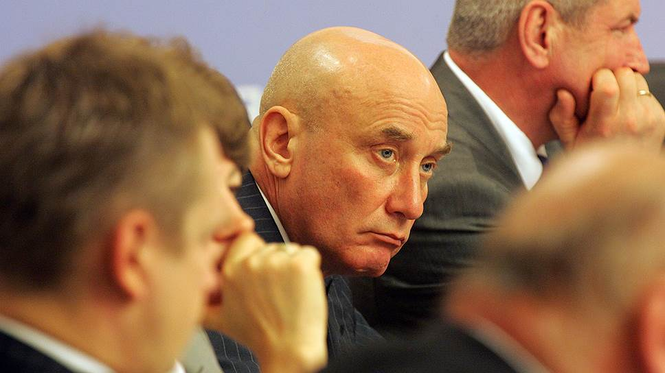 Совладелец компании Petropavlovsk Павел Масловский