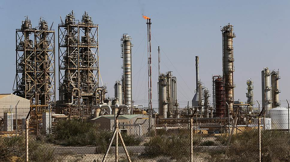 Насколько Ливия нарастила добычу нефти с начала года