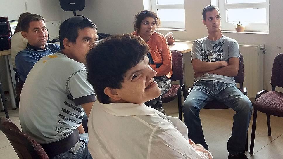 Центр дневной занятости инвалидов в Неготино открылся 14 лет назад и оказался очень востребованным