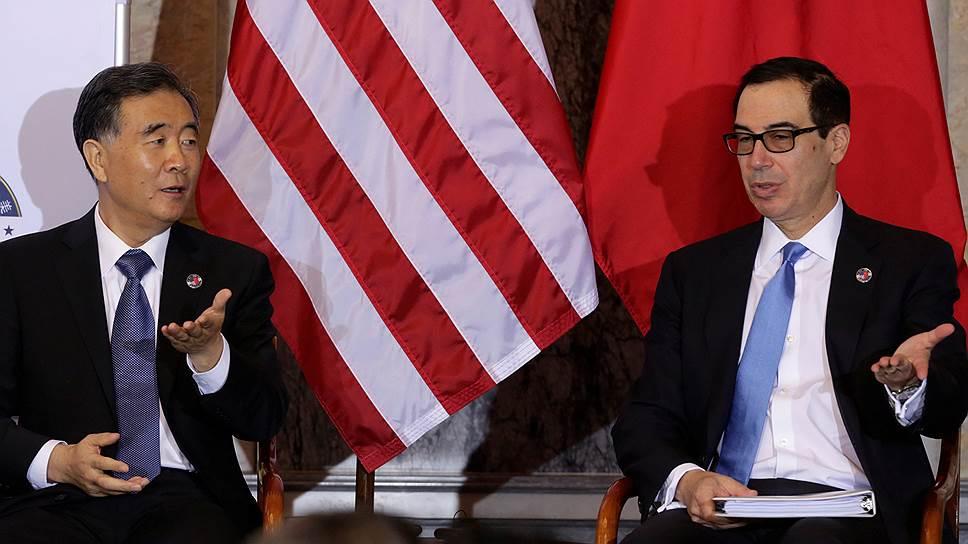 Почему США и Китай не смогли достичь новых торговых договоренностей на переговорах прошлым летом