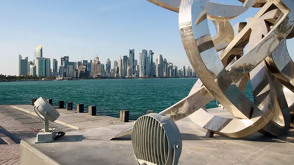 Как развивается конфликт арабских государств с Катаром