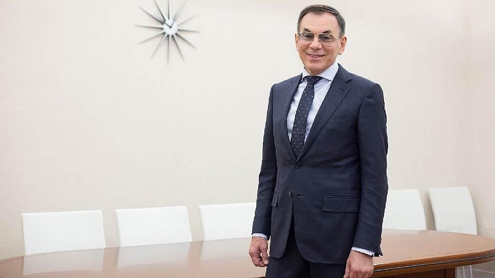 Ректор Балтийского федерального университета (БФУ) Андрей Клемешев