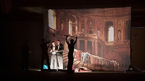 Свита обыграла короля  / на Авиньонском театральном фестивале