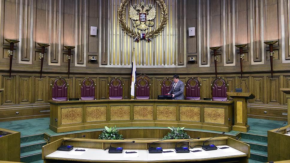 Почему Верховный суд отказался изменить подсудность дела «Интарсии»