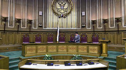 Верховный суд не пошел на поводу у Генпрокуратуры // Он отказался изменить подсудность дела «Интарсии»