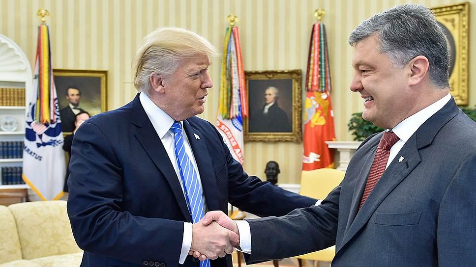 Почему президент США призвал генпрокурора расследовать участие Киева в кампании Хиллари Клинтон