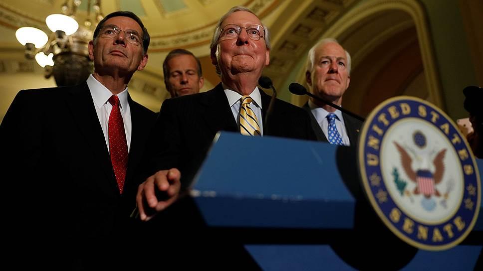 Сенат США проголосовал против отмены Obamacare