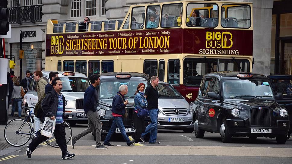 Великобритания запретит транспорту дымить