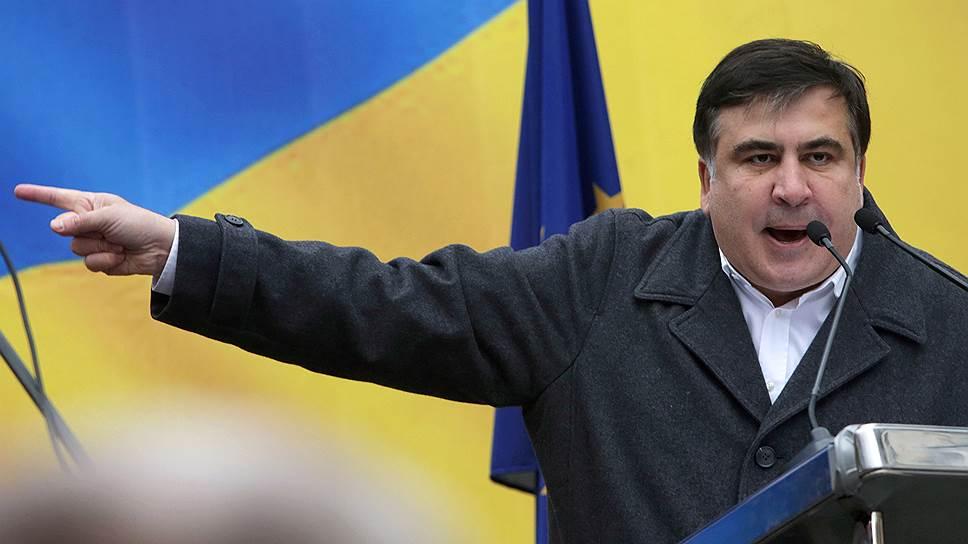 Почему Михаил Саакашвили не может вернуться в Киев