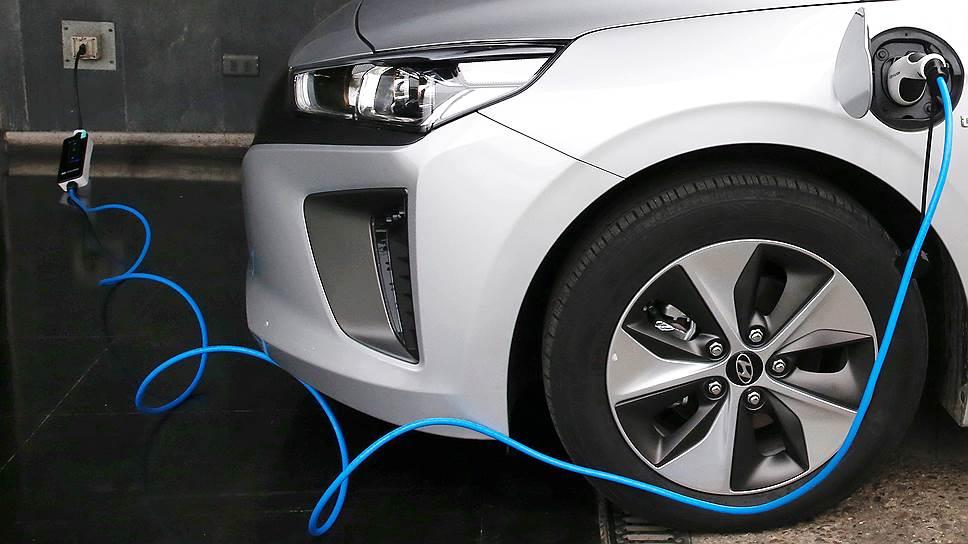 Как Великобритания будет пересаживаться на электромобили