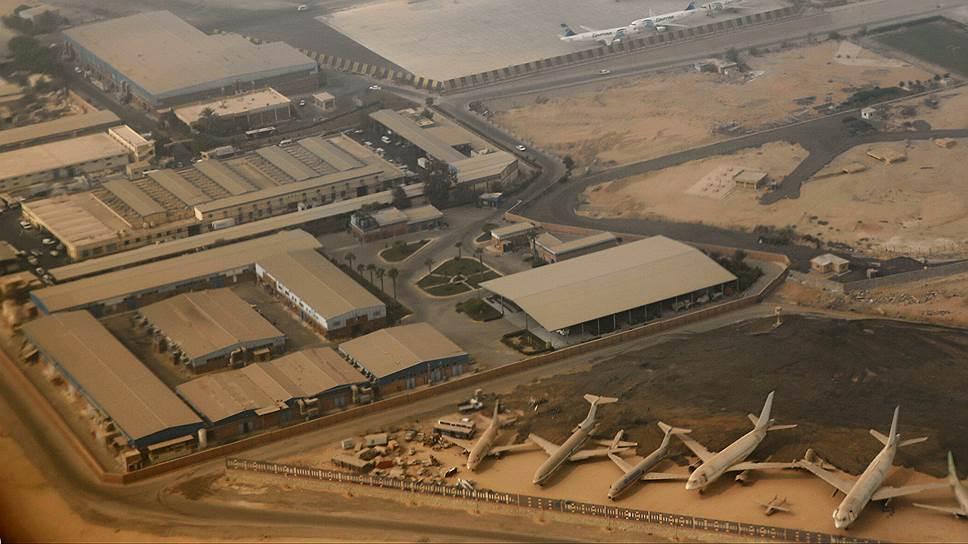 Как аэропорт Каира опять проверили на безопасность