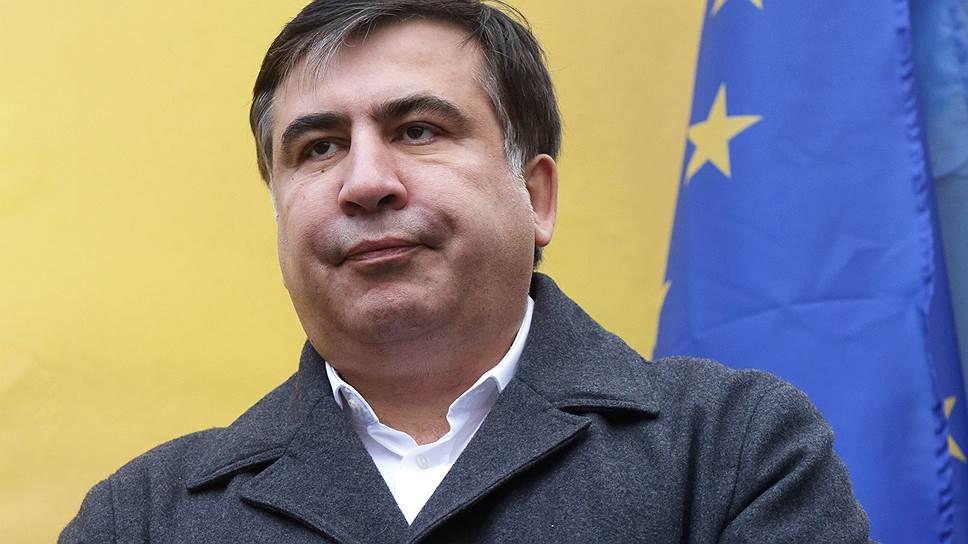 Зачем бывшему президенту Грузии украинское гражданство