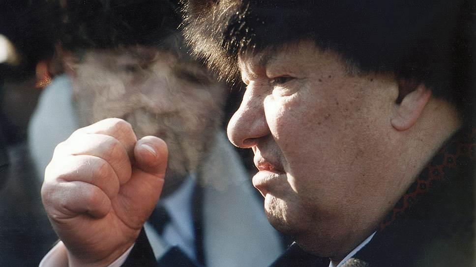 Президент России Борис Ельцин объявил о деноминации как о победе и заявил, что инфляции в стране больше не будет