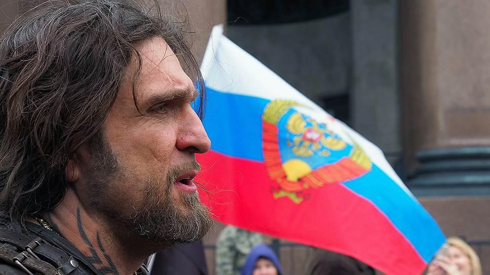 Лидер «Ночных волков» Александр Залдостанов (Хирург)