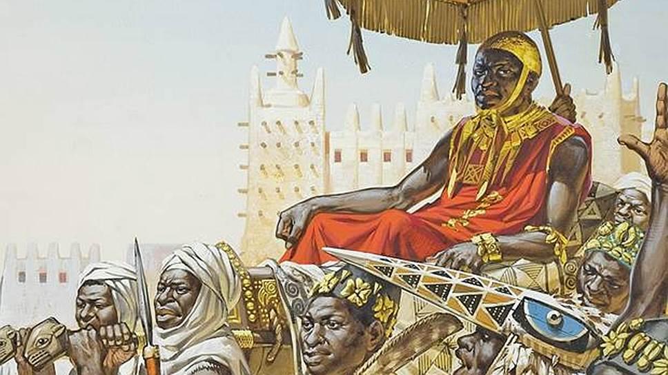 Кто владел всем золотом мира