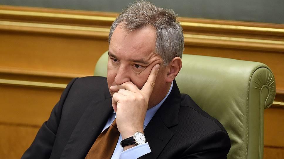 Как Дмитрий Рогозин стал персоной нон грата в Молдавии