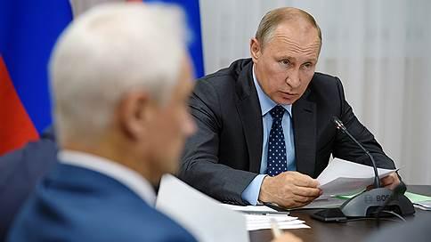 Президент ВНХК газ не дал // Владимир Путин поручил наладить диалог между «Газпромом» и «Роснефтью»