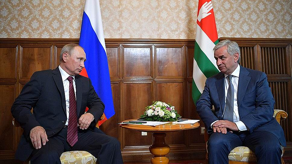 Как прошел визит Владимира Путина в Абхазию в годовщину грузино-российского конфликта