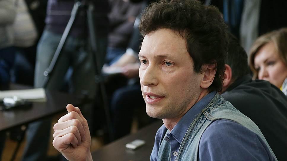 Журналист Роман Юшков