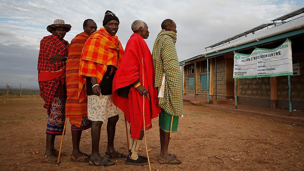 Кения выбирает