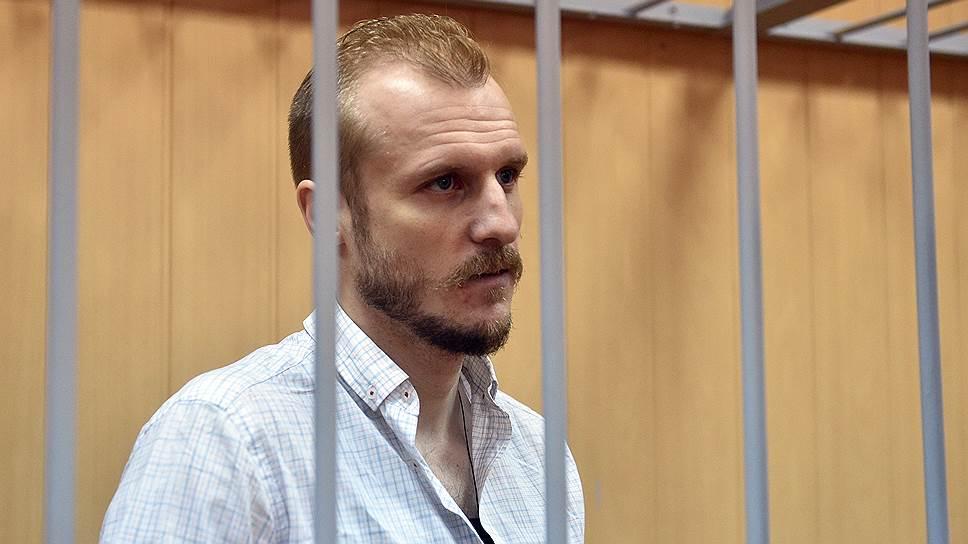 Обвиняемый Андрей Косых