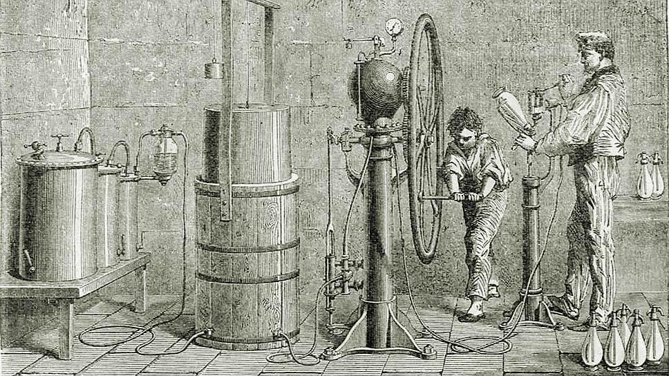 Как газированной воде удалось вытеснить квас