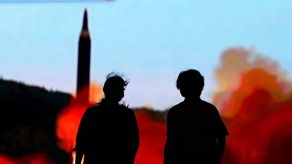 Кому грозит Северная Корея