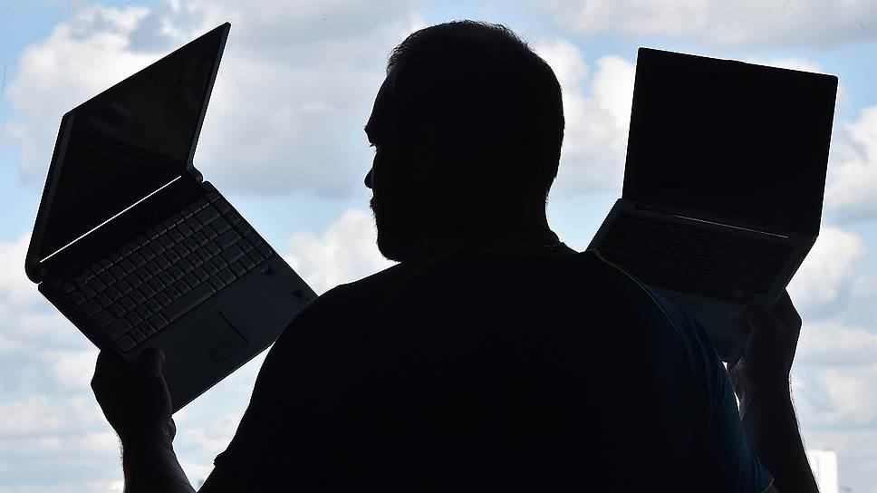 Хакеры собирают персональные данные
