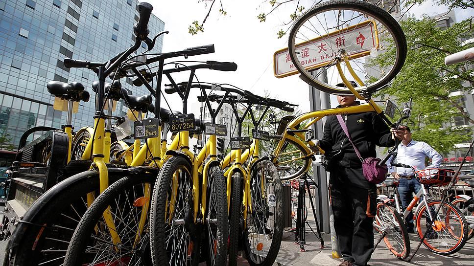 Общественные велосипеды стали привычным городским транспортом практически во всем мире