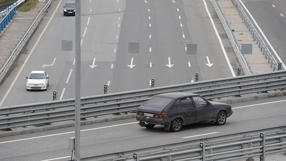 ГИБДД фиксирует рост аварийности из-за выездов на встречную полосу