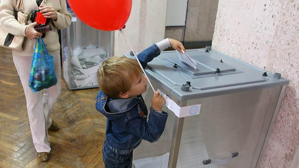 Как ЦИК хочет привлекать молодежь на выборы