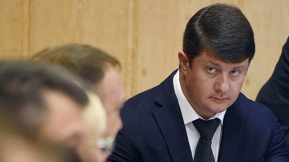 Мэр Ярославля Владимир Слепцов
