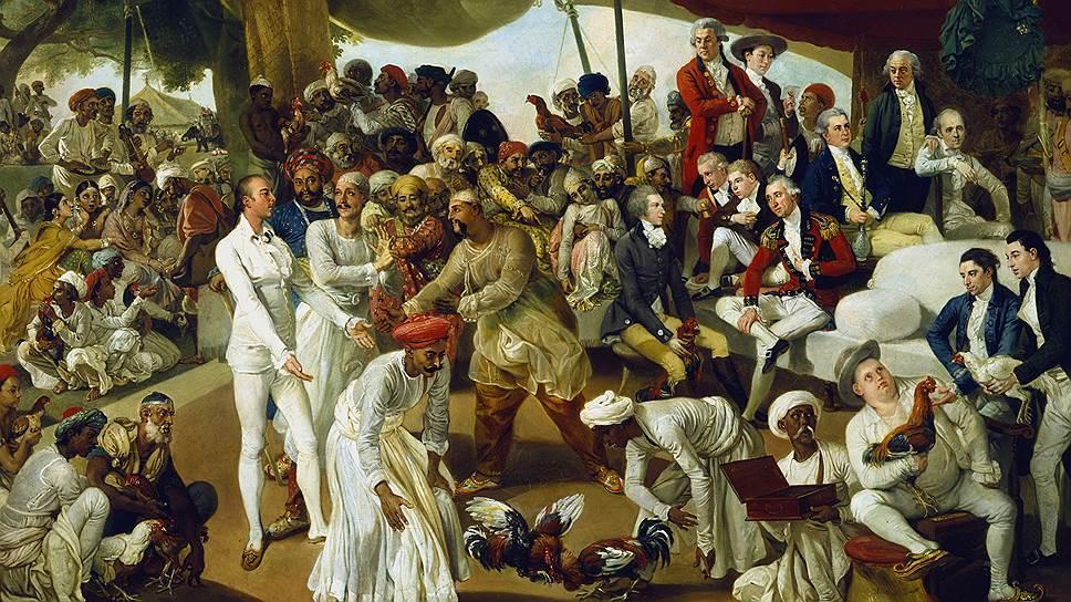 Идеи Адама Смита в XIX веке подталкивали британцев к мысли дать колониям независимость