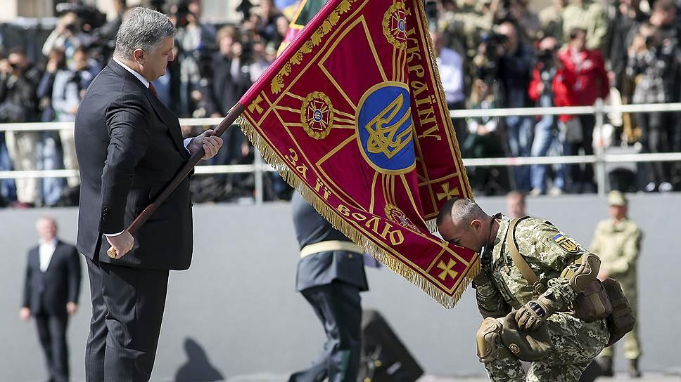 Как в Киеве отпраздновали День независимости