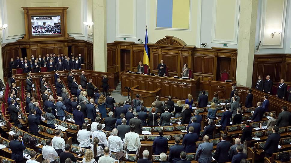Как Киев хочет реинтегрировать Донбасс