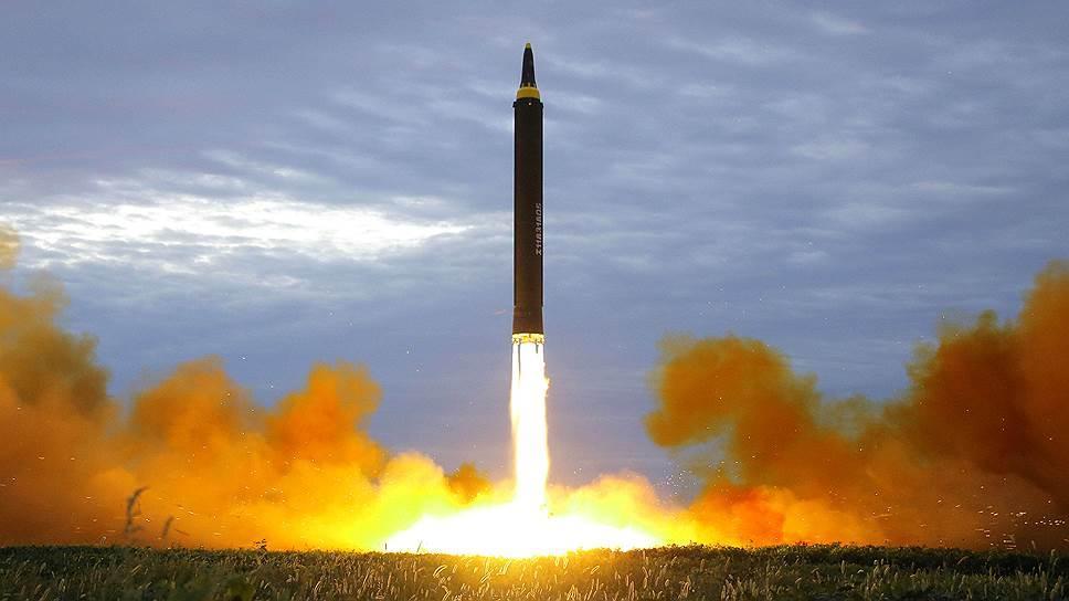 Северная Корея пообещала больше ракетных испытаний