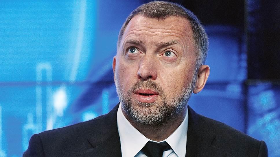 Президент и акционер «Русала» Олег Дерипаска