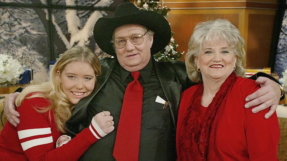 Бренди Брегг (слева) два года получала от дедушки Джека (в центре) по $2100 карманных денег в неделю, а потом умерла от передозировки наркотиков