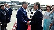 Узбекистан и Киргизия застолбились на будущее