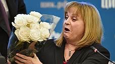 Элла Памфилова похвалила себя перед выборами