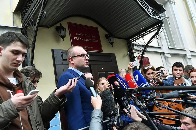 Адвокат Виктор Запрудский