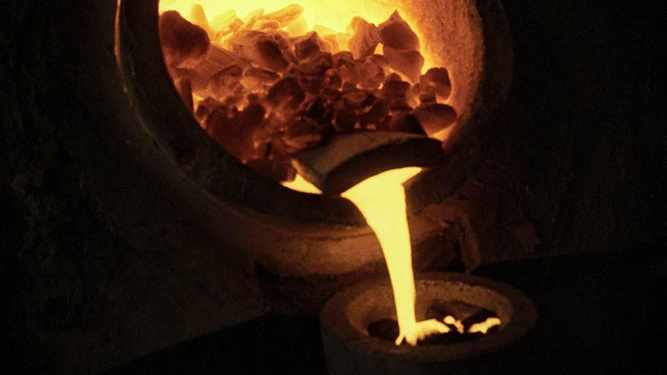 Правоохранители констатировали, что хищения золота происходят на всех этапах его добычи, транспортировки и обработки