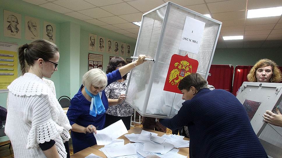 Какими нарушениями и курьезами отмечено голосование в регионах