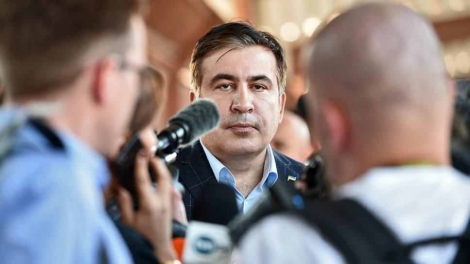 Как прокомментировали украинские политики действия Михаила Саакашвили