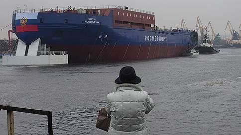 «Виктора Черномырдина» сдвигают все дальше // Срок сдачи ледокола могут перенести на 2019 год